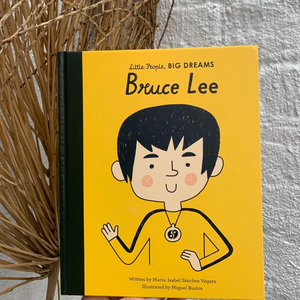 Bruce Lee (Little People, Big Dreams) ~ Maria Isabel Sanchez Vegara - Actually Boutique