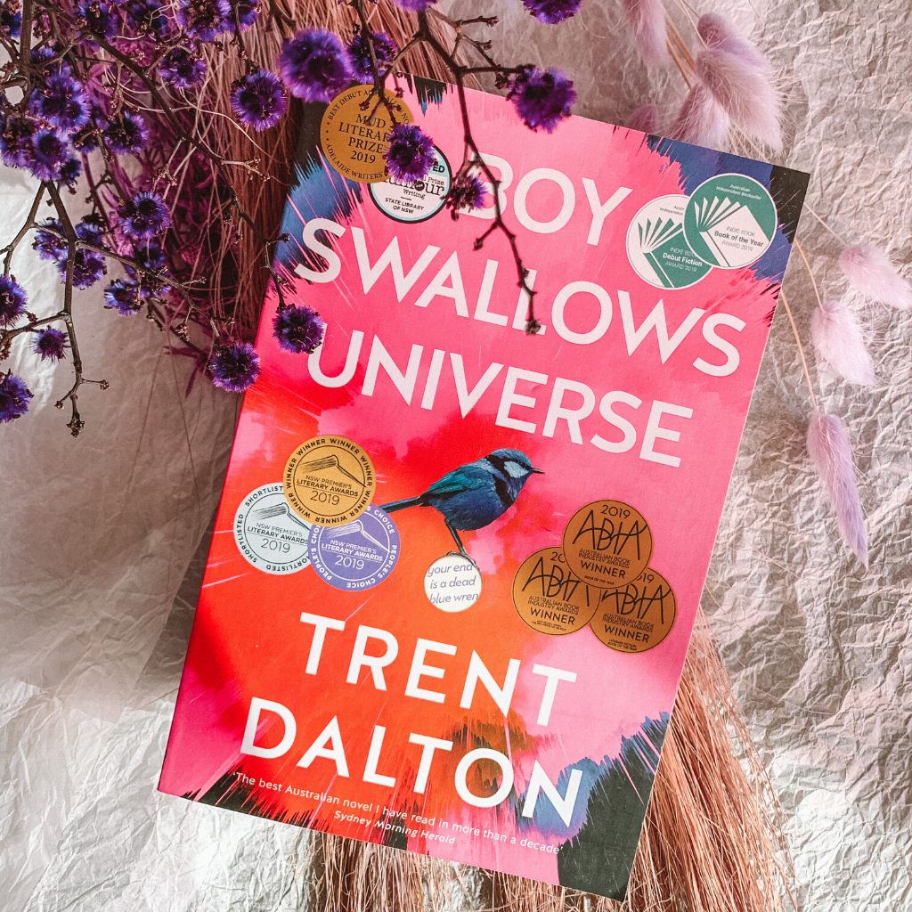 Boy Swallows Universe ~ Trent Dalton - Actually Boutique