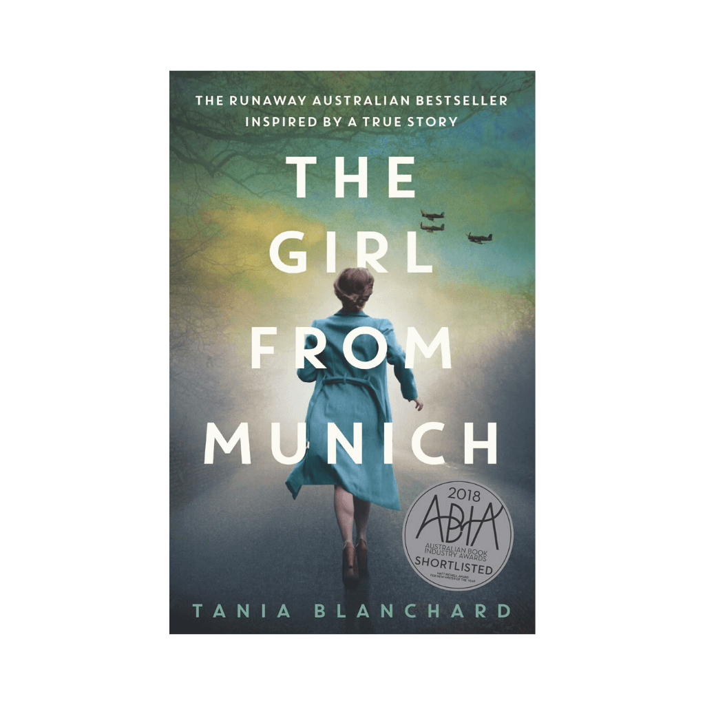 The Girl From Munich ~ Tania Blanchard - Actually Boutique