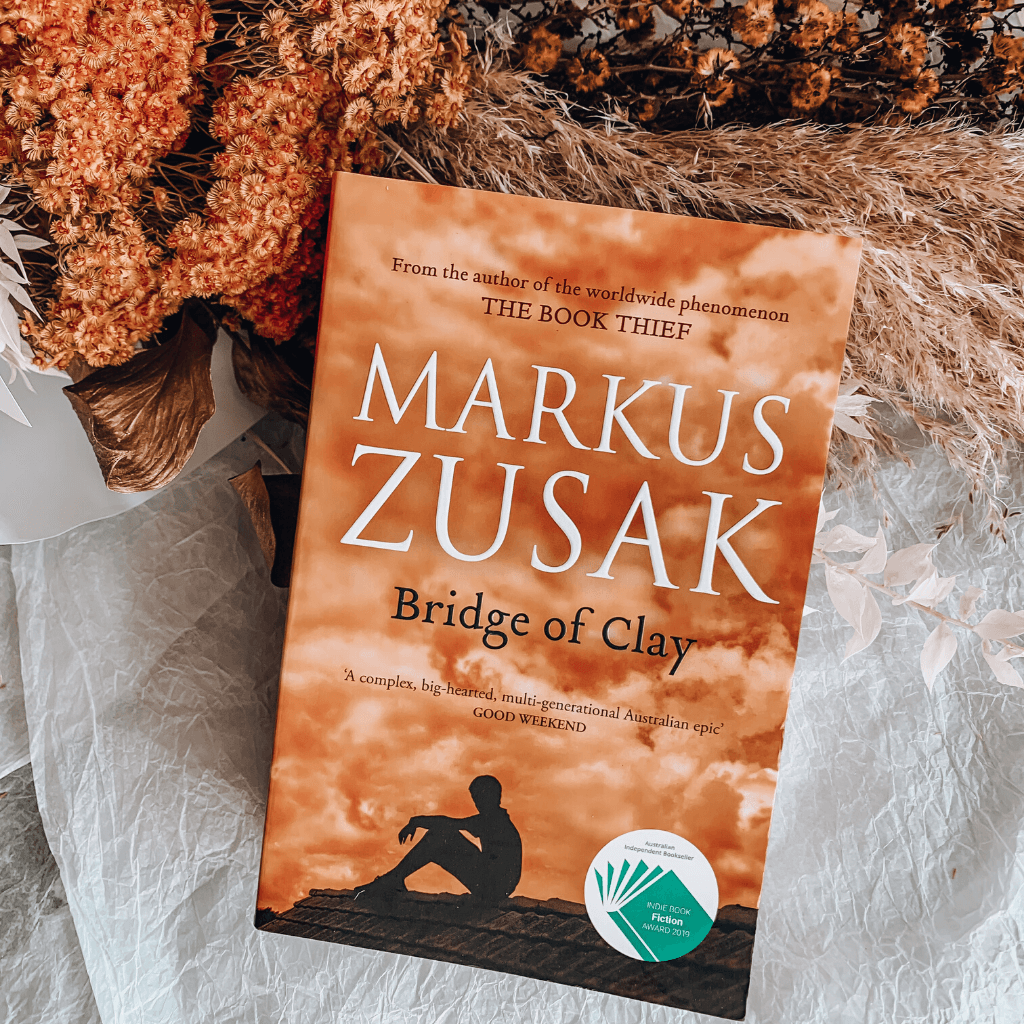 Bridge of Clay ~ Markus Zusak - Actually Boutique