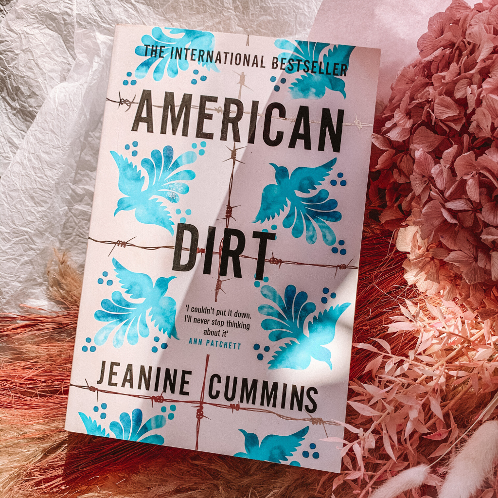 American Dirt ~ Jeanine Cummins - Actually Boutique