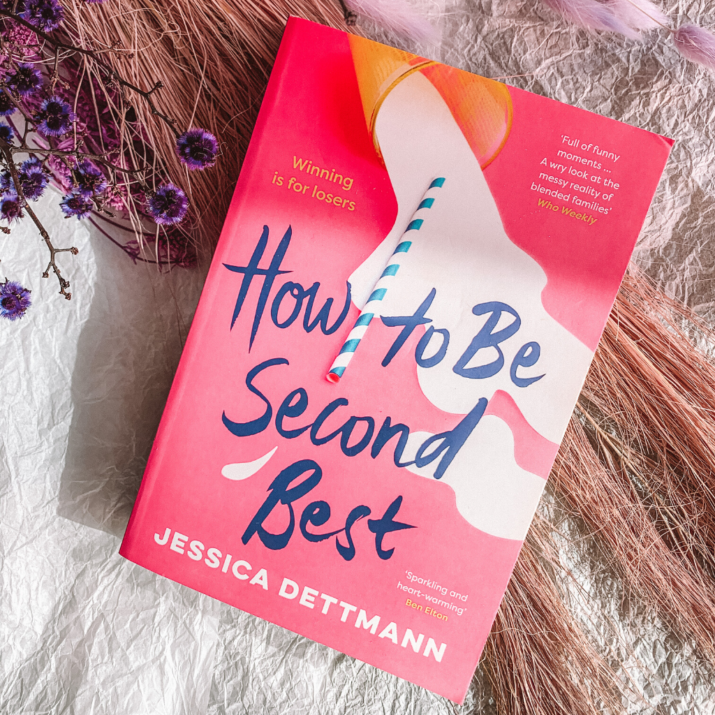 How To Be Second Best ~ Jessica Dettmann - Actually Boutique