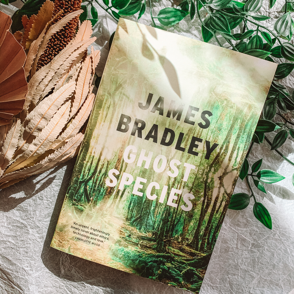 Ghost Species ~ James Bradly - Actually Boutique