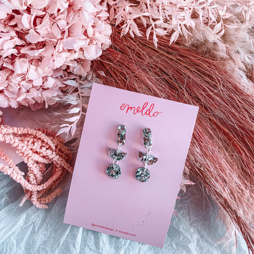 Olivia Earrings ~ Emeldo - Actually Boutique
