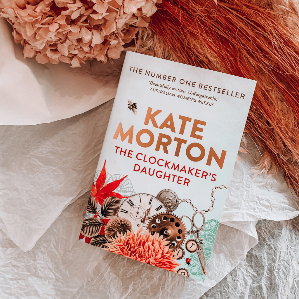 The Clockmaker's Daughter ~ Kate Morton - Actually Boutique