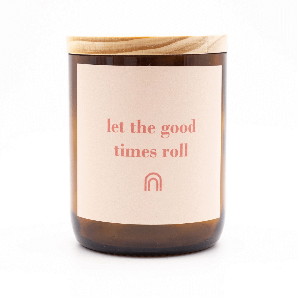 Happy Days Soy Candle ~ The Commonfolk Collective - Actually Boutique