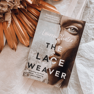 The Lace Weaver ~ Lauren Chater - Actually Boutique