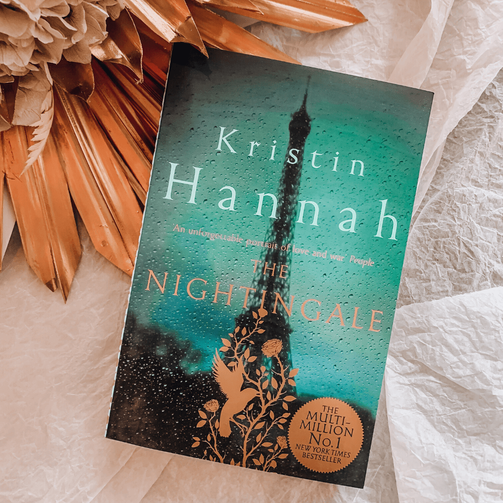 The Nightingale ~ Kristin Hannah - Actually Boutique