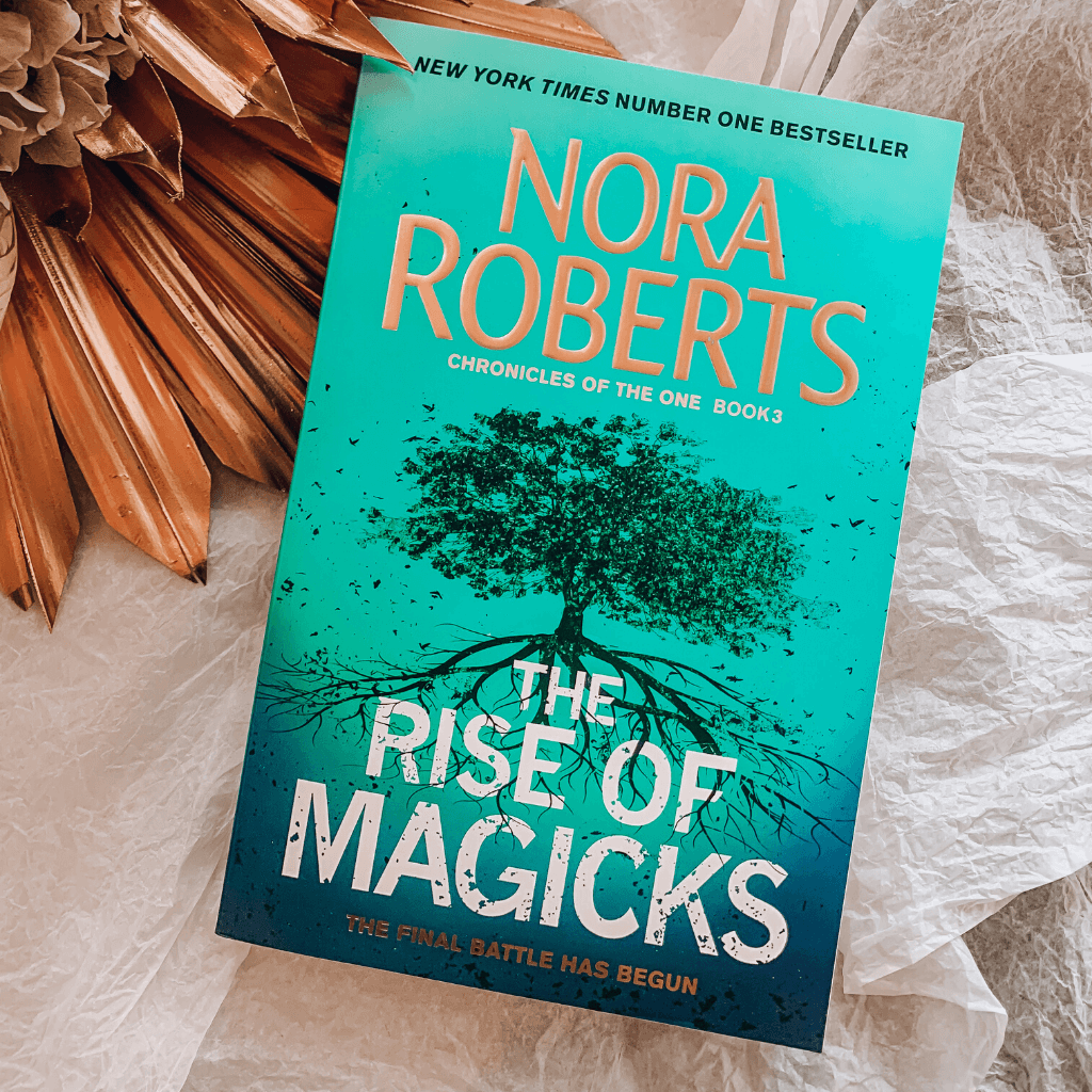 The Rise of Magicks ~ Nora Roberts - Actually Boutique