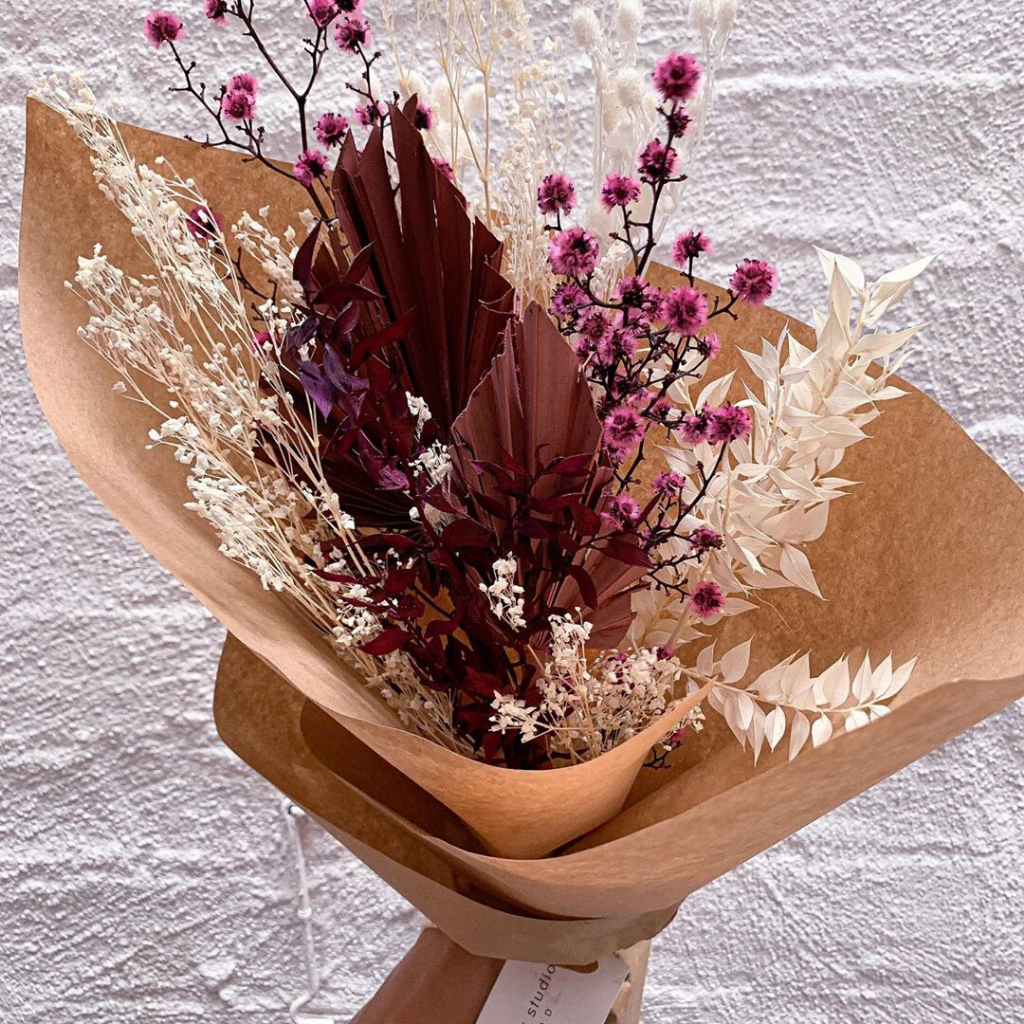 Custom Bouquet ~ Dried Flowers - Actually Boutique