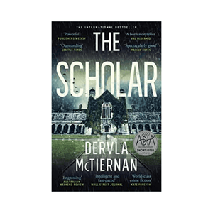 The Scholar ~ Dervla McTiernan - Actually Boutique