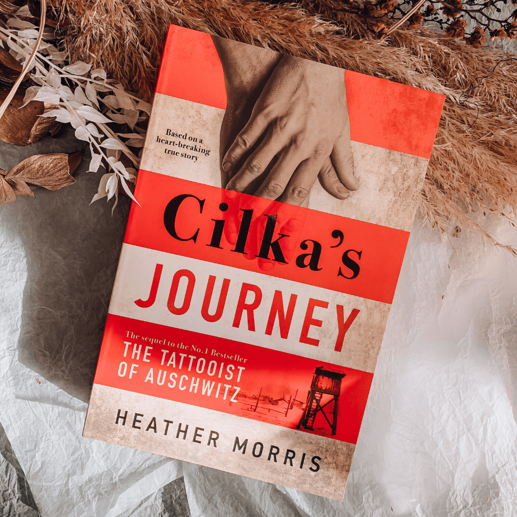 Cilka's Journey ~ Heather Morris - Actually Boutique