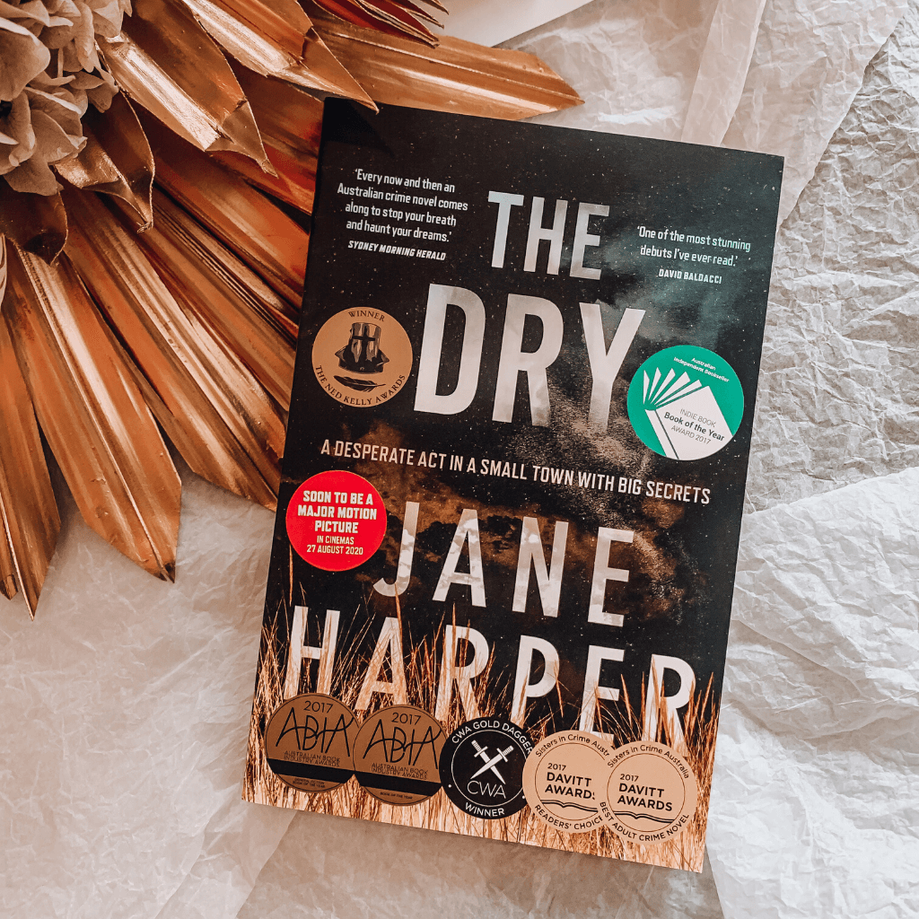 The Dry ~ Jane Harper - Actually Boutique