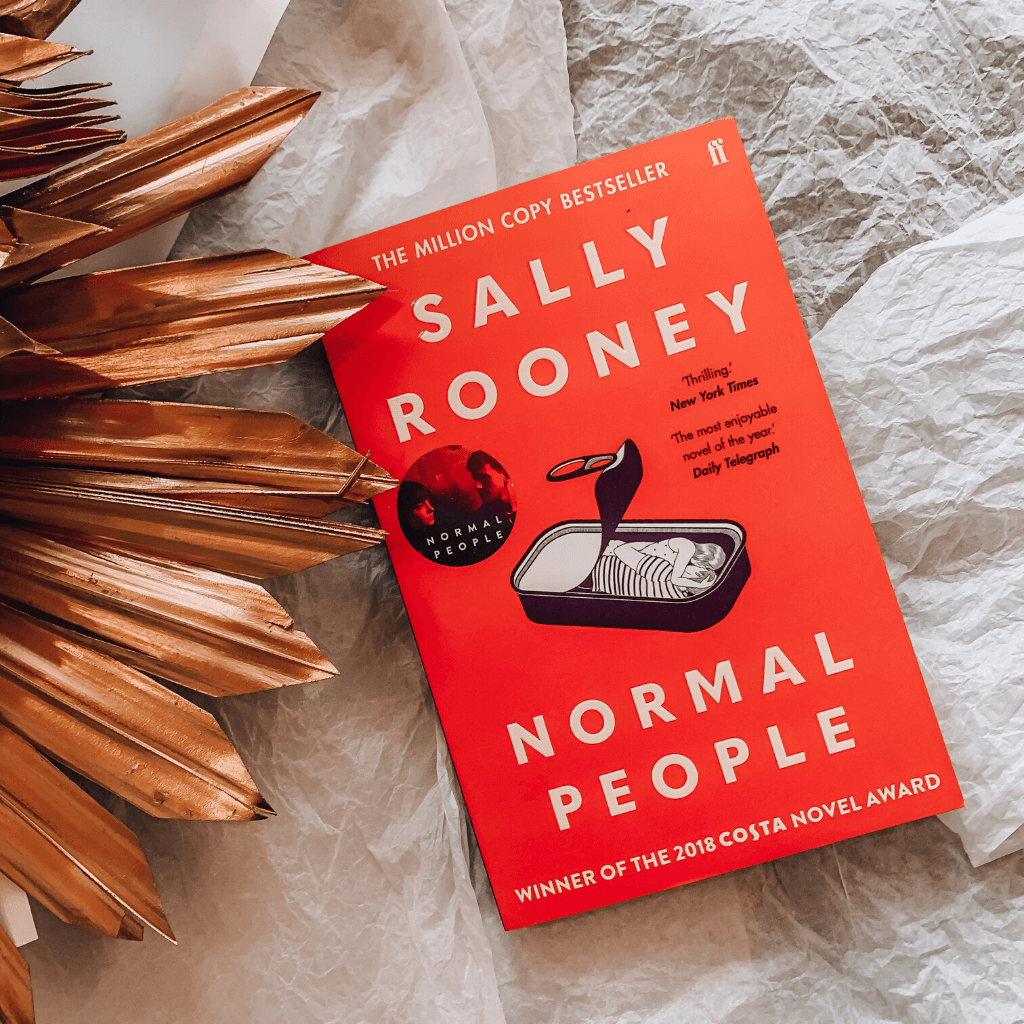 Normal People ~ Sally Rooney - Actually Boutique