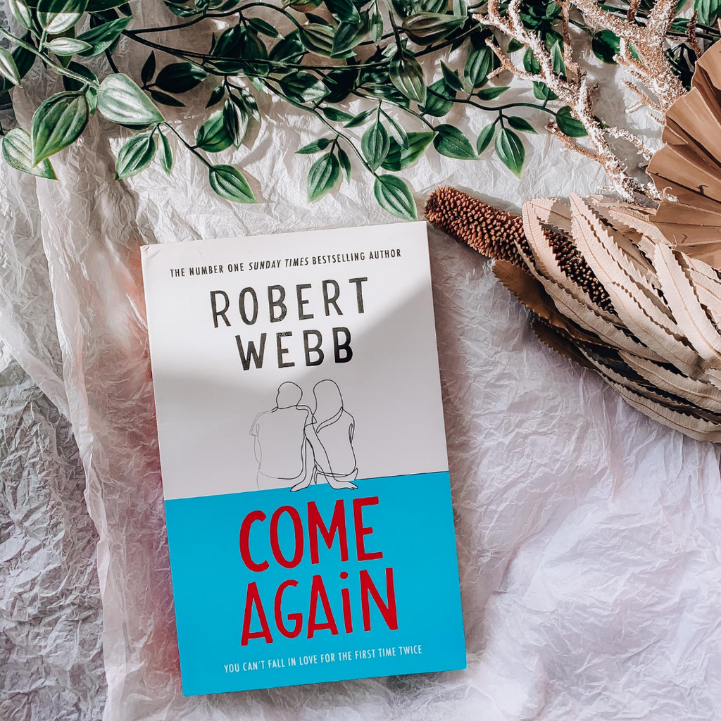 Come Again ~ Robert Webb - Actually Boutique
