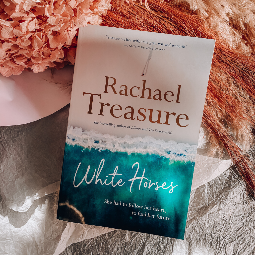 White Horses ~ Rachael Treasure - Actually Boutique
