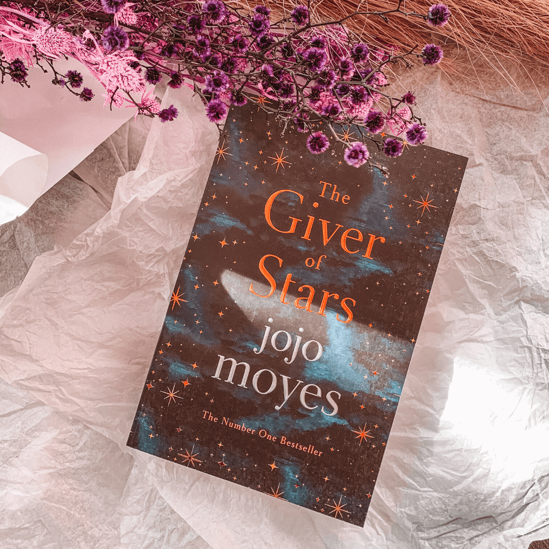The Giver of Stars ~ Jojo Moyes - Actually Boutique