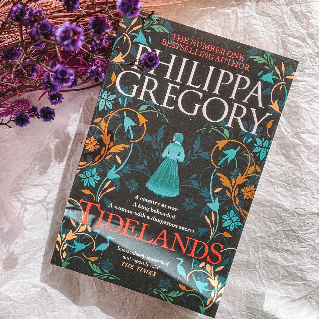 Tidelands ~ Philippa Gregory - Actually Boutique