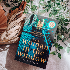 The Woman in the Window ~ A. J. Finn - Actually Boutique