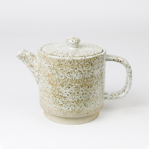 Teapot ~ White Ceylon ~ Robert Gordon - Actually Boutique