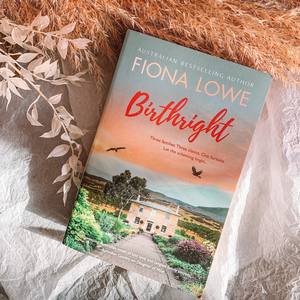 Birthright ~ Fiona Lowe - Actually Boutique