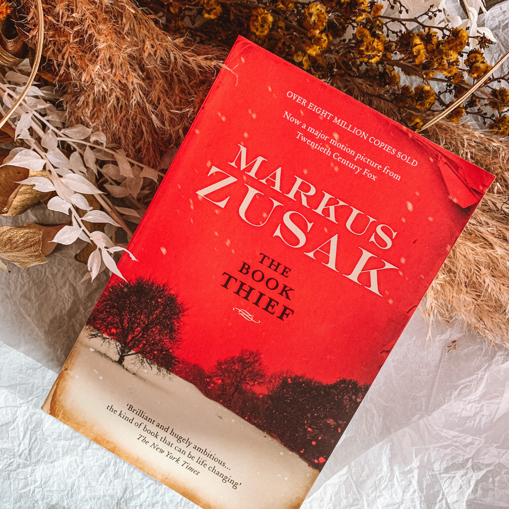 The Book Thief ~ Markus Zusak - Actually Boutique