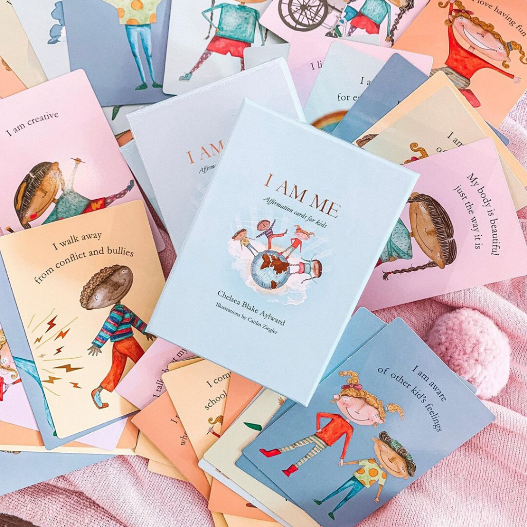 Affirmation Cards for Children ~ I AM ME - Actually Boutique