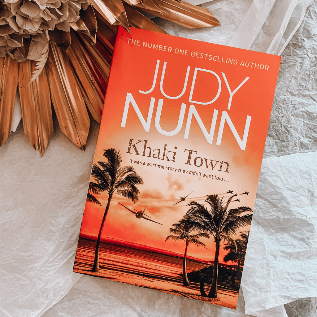 Khaki Town ~ Judd Nunn - Actually Boutique