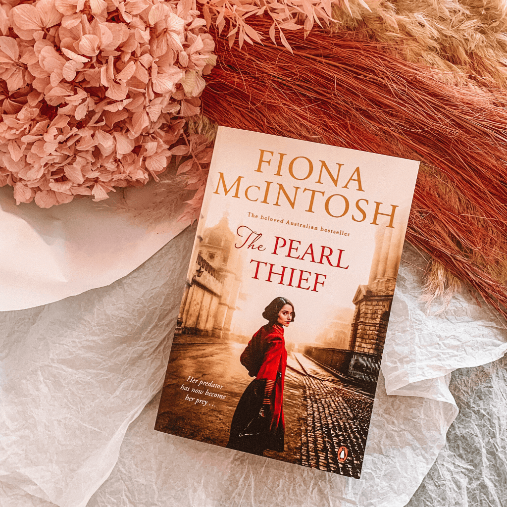 The Pearl Thief ~ Fiona McIntosh - Actually Boutique