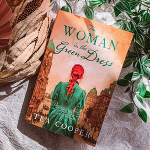 The Woman in the Green Dress ~ Tea Cooper - Actually Boutique