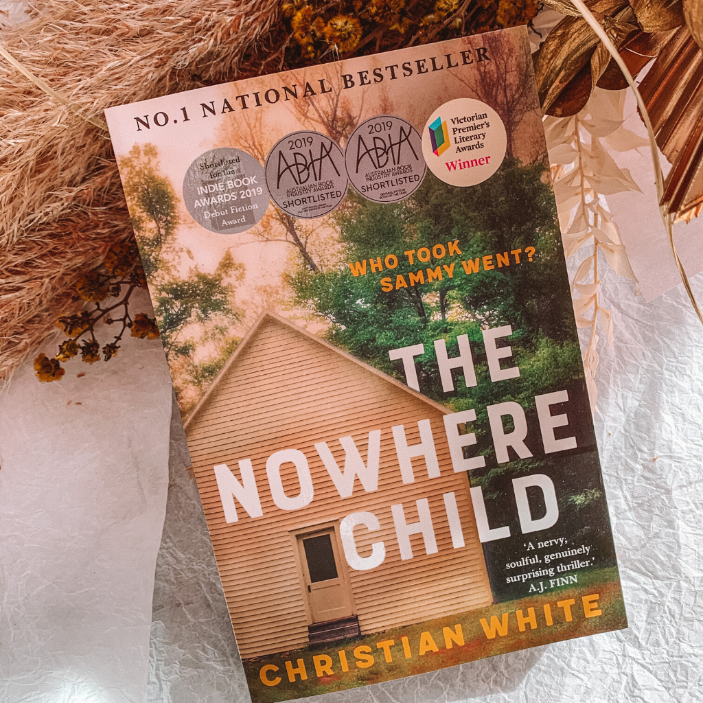 The Nowhere Child ~ Christian White - Actually Boutique