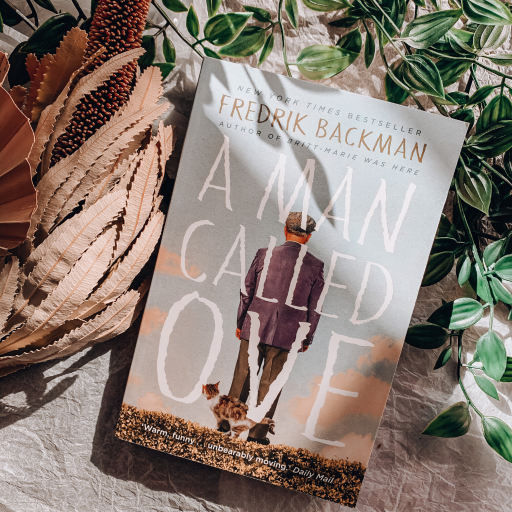 A Man Called Ove ~ Fredrik Backman - Actually Boutique
