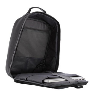 Pilot Anti-Theft Backpack ~ Black - Actually Boutique
