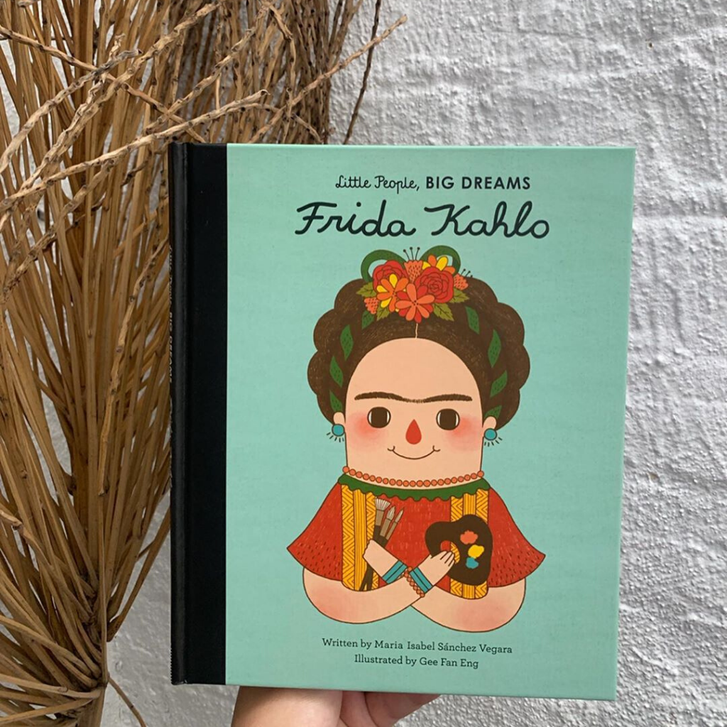 Frida Kahlo (Little People, Big Dreams) ~ Isabel Sanchez Vegara, Eng Gee Fan - Actually Boutique