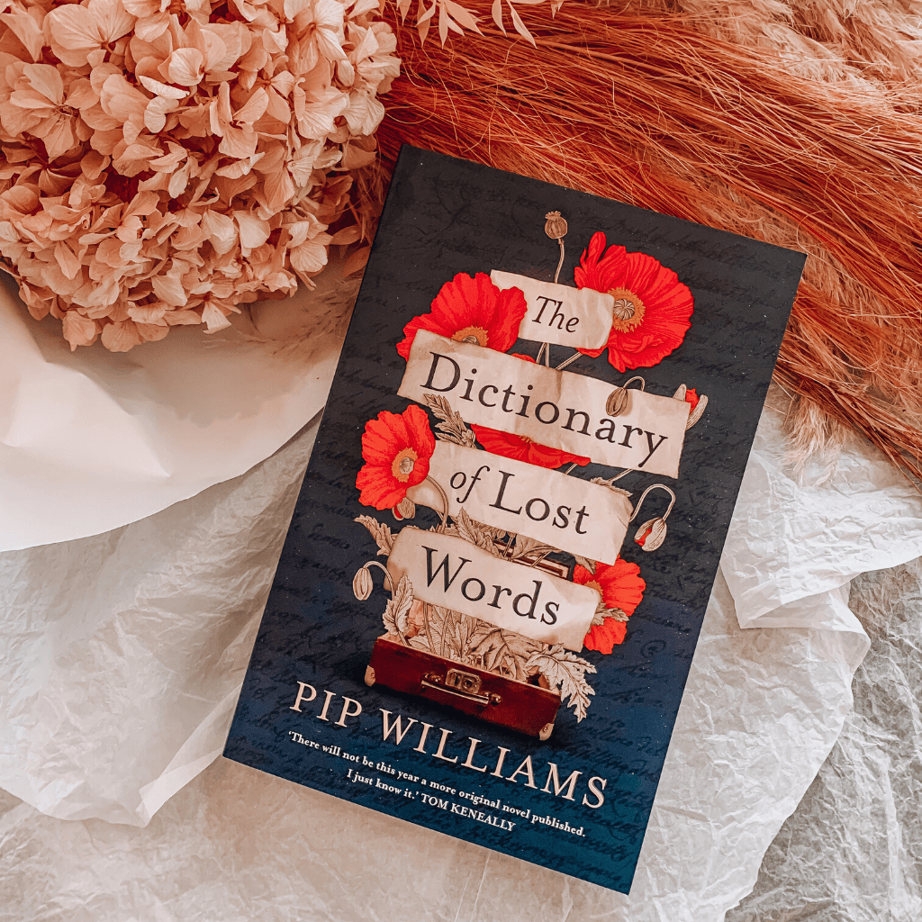 The Dictionary of Lost Words ~ Pip Williams - Actually Boutique
