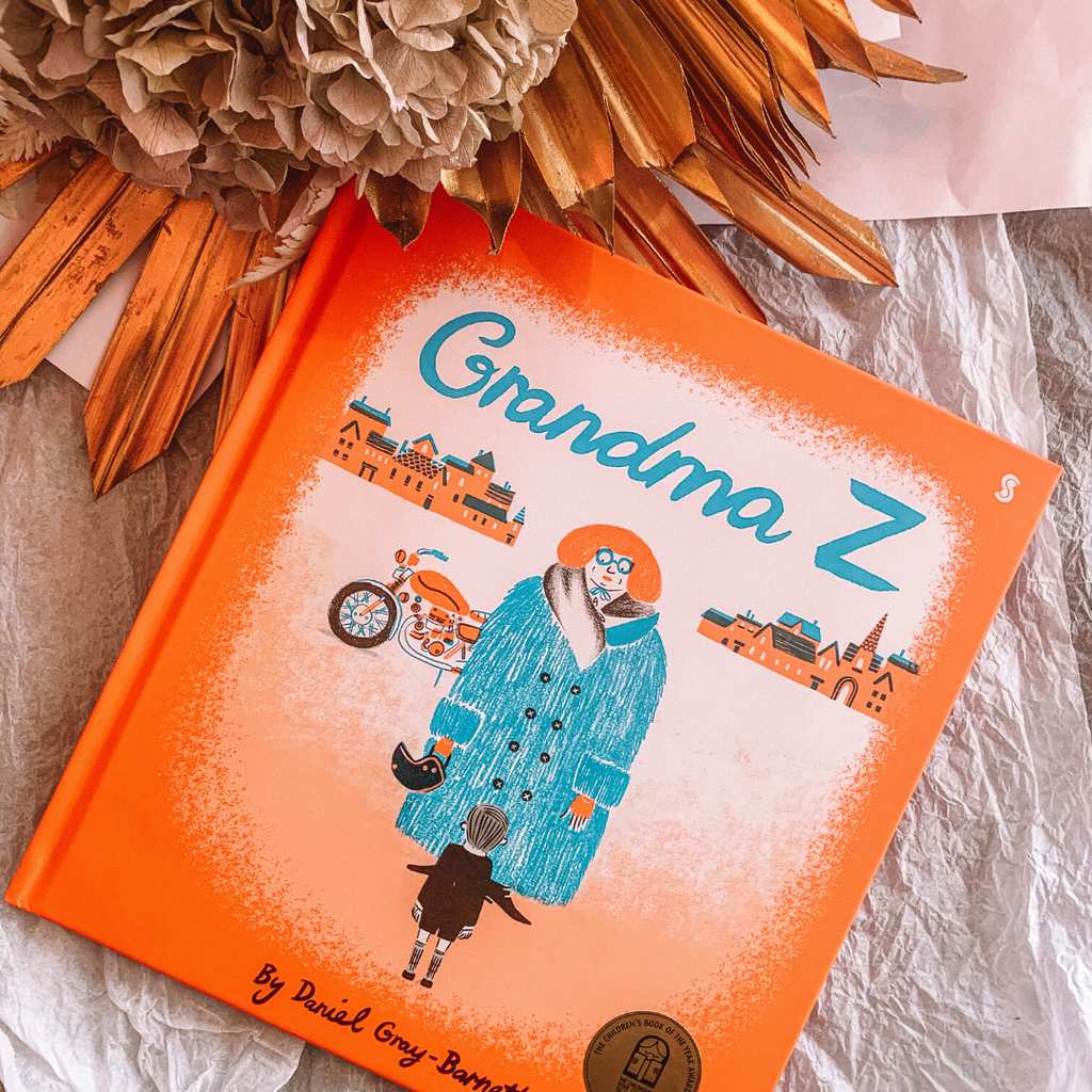 Grandma Z ~ Daniel Gray-Barnett - Actually Boutique