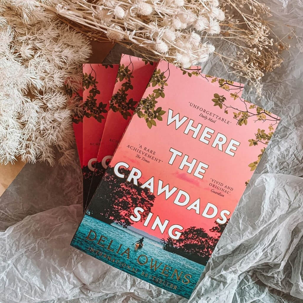 Where the Crawdads Sing ~ Delia Owens - Actually Boutique