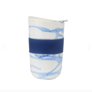 Journey Travel Mug ~ Blue Splash ~ Robert Gordon Australia - Actually Boutique