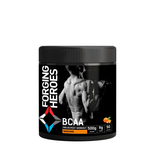 BCAA - Branched-chain amino acid - Forging Heroes