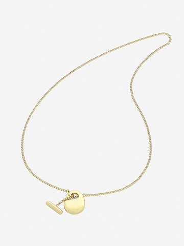 <b>Liberté</b>  <br>Katrine Gold Necklace