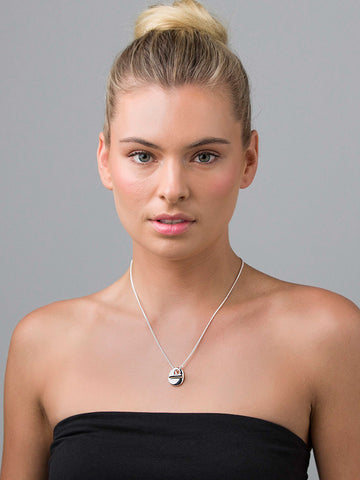 <b>Liberté</b>  <br>Katrine Rose Gold Necklace