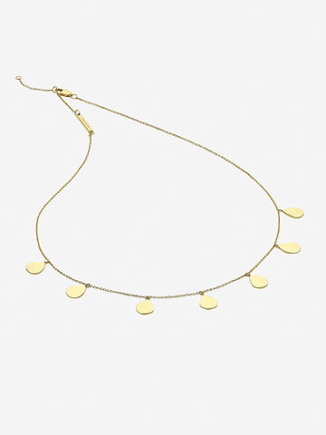 <b>Liberté</b>  <br>Sonny Gold Necklace
