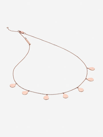 <b>Liberté</b>  <br>Sonny Rose Gold Necklace