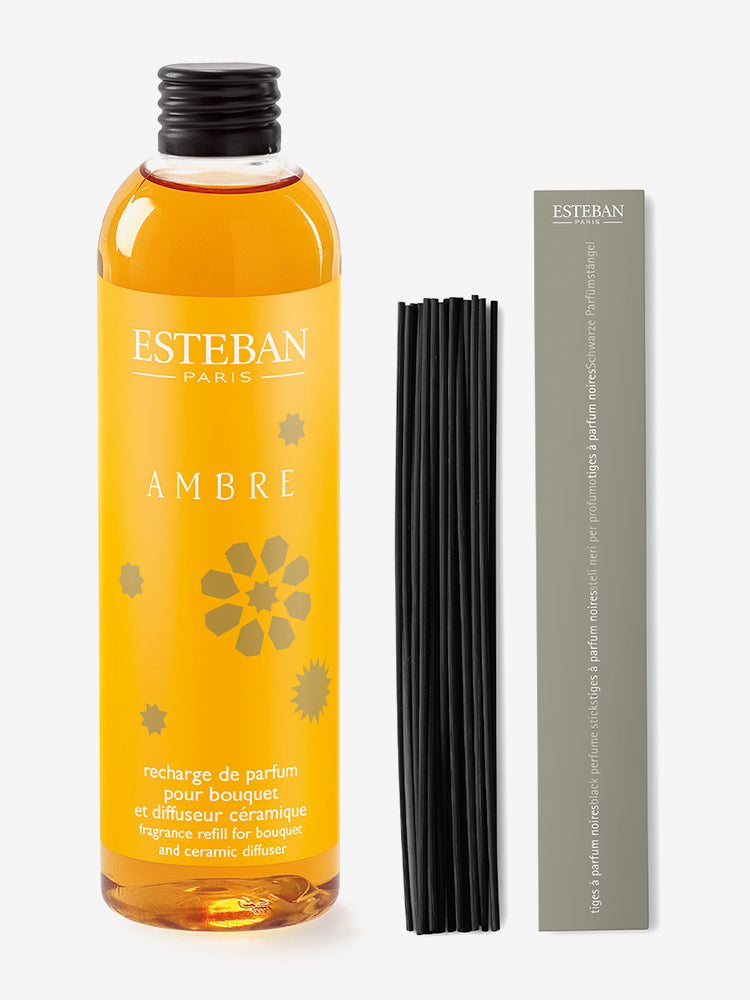 <b>Esteban</b>  <br> Ambre Refill Oil for Diffuser