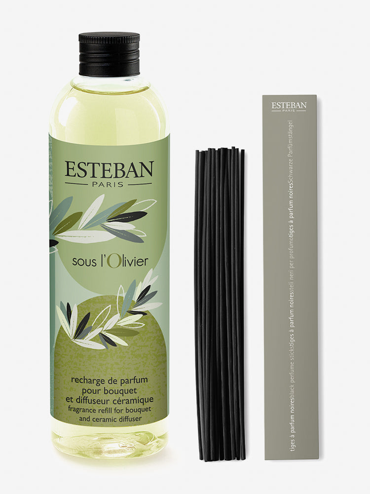 <b>Esteban</b>  <br>Sous L'Olivier Refill Oil for Diffuser