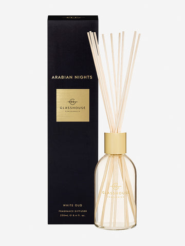 <b>Glasshouse Fragrances</b>  <br>Arabian Nights Fragrance Diffuser