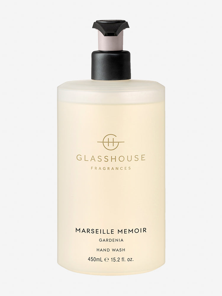 <b>Glasshouse Fragrances</b>  <br>Marseille Memoir Hand Wash