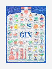 <b>Ridley's</b>  <br>Gin Lover Jigsaw 500pc