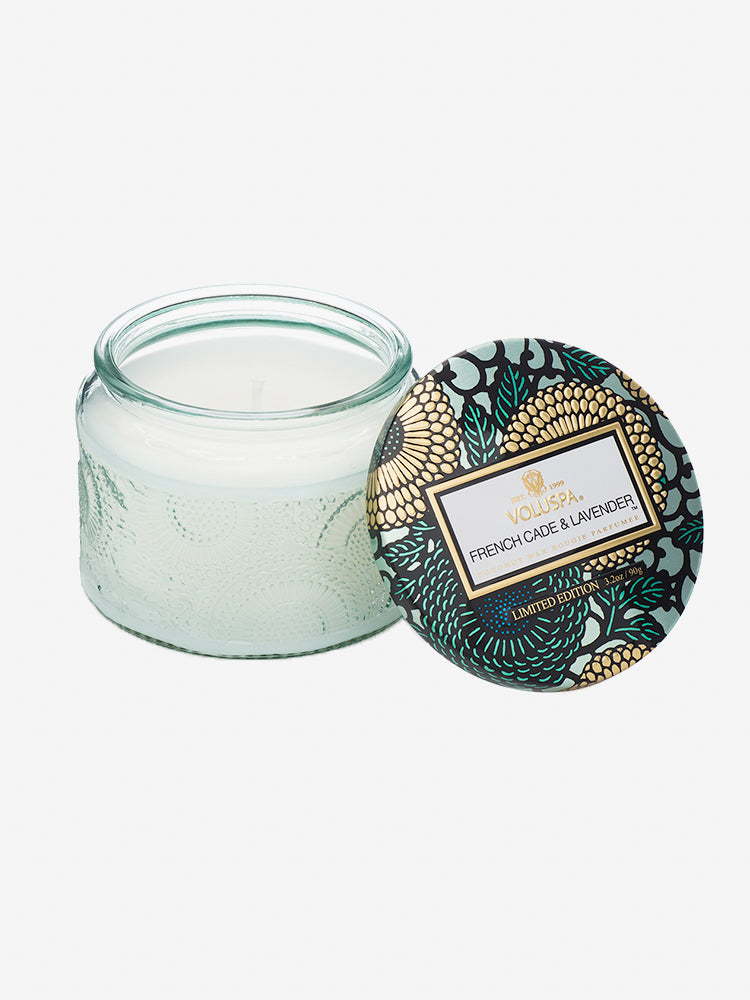 <b>Voluspa</b>  <br>French Cade & Lavender Petite Candle