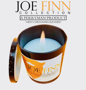 Signature Long Burning Soy Candle - Joe Finn Collection